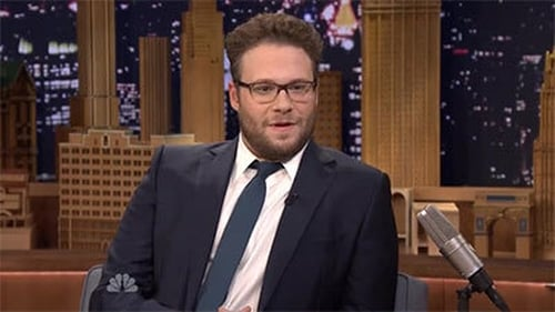 The Tonight Show Starring Jimmy Fallon: Season 1 – Episode Seth Rogen, Matt Bomer, Coldplay