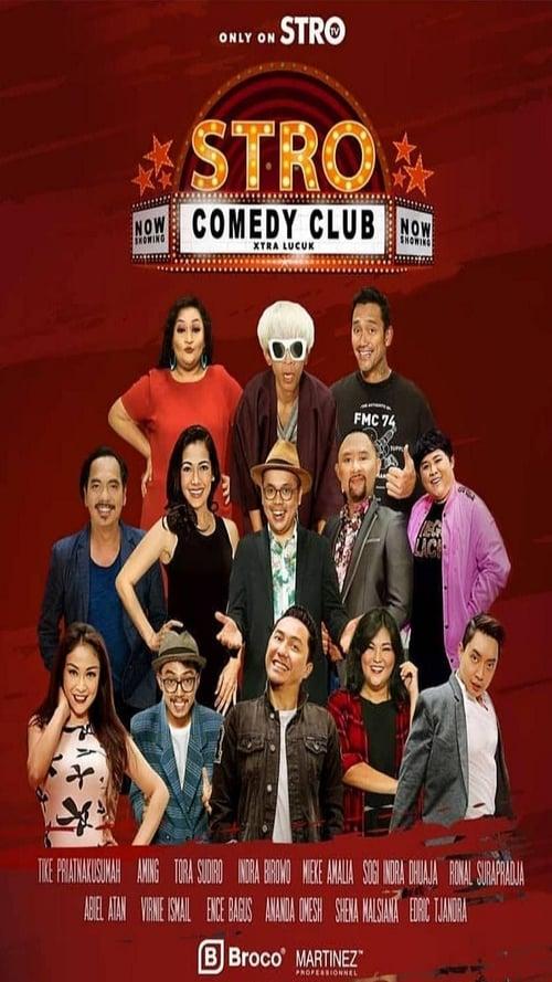 Stro Comedy Club