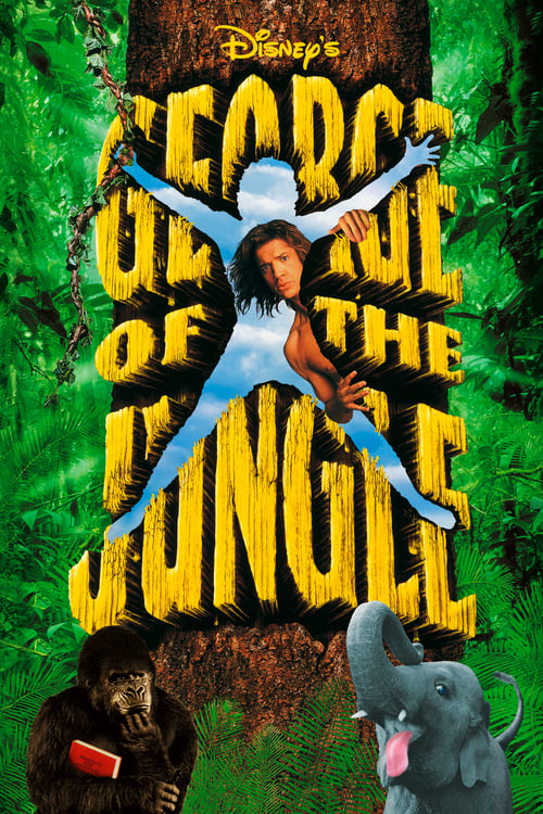 George of the Jungle - Poster