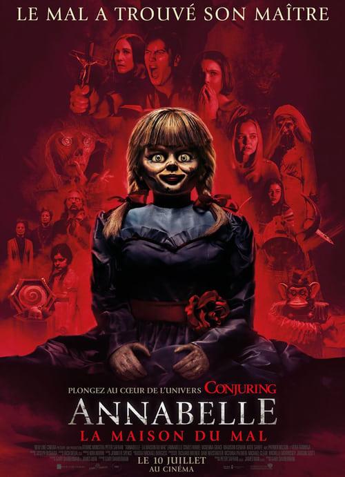 |FR| Annabelle : La maison du Mal