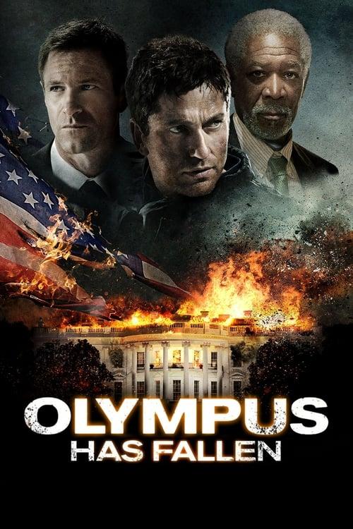 Download Olympus Has Fallen (2013) Movie Free Online