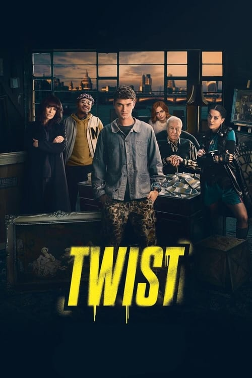 Largescale poster for Twist