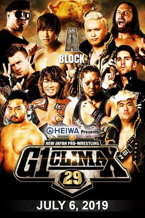 Assistir NJPW G1 Climax 29: Day 1 Grátis Em Português
