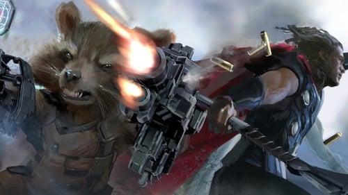 Zwiastun. Avengers: Infinity War 2017