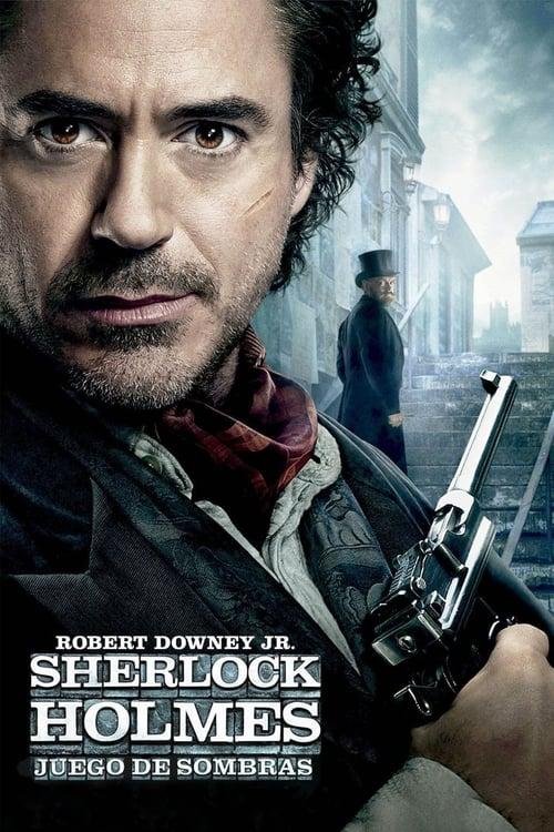 Imagen Sherlock Holmes: Juego de sombras
