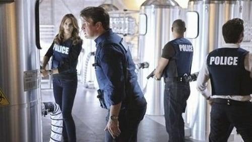 Castle 2012 720p Webrip: Season 4 – Episode Head Case