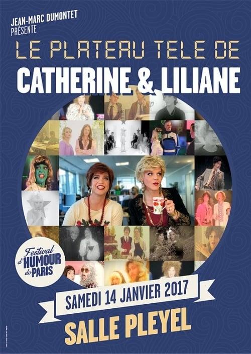 Ver pelicula Le plateau télé de Catherine et Liliane Online