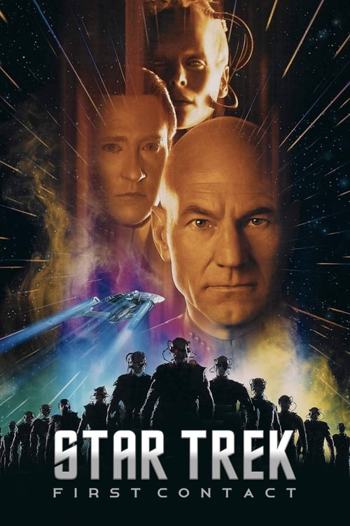Largescale poster for Star Trek: First Contact