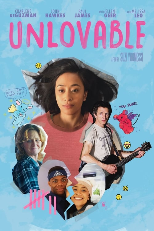 Unlovable Poster