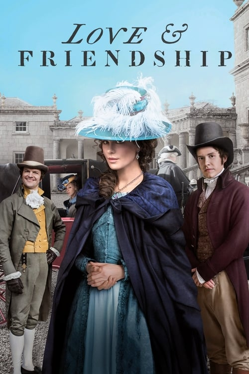 Watch Love & Friendship (2016) Full Movie