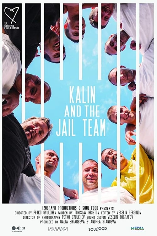Kalin and the Jail Team - Poster