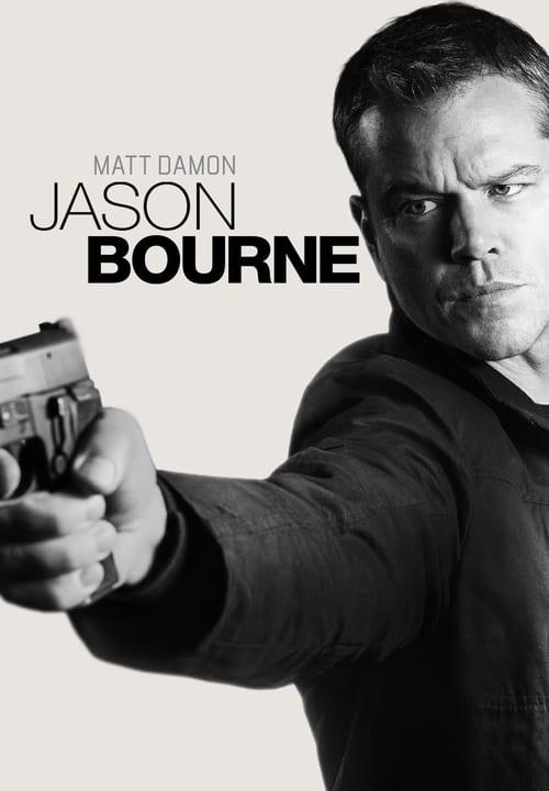 Assistir Jason Bourne