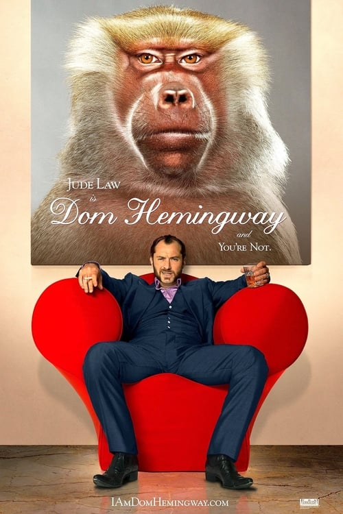 The poster of Dom Hemingway