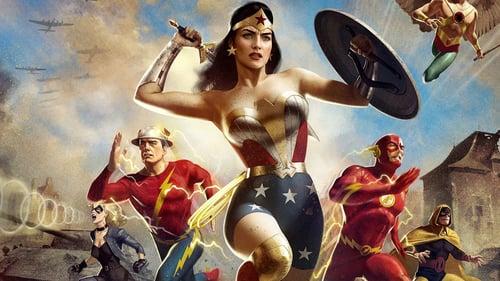 Justice Society: World War II Putlocker Available in HD Streaming Online Free