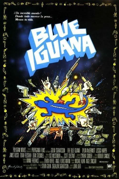 Assistir The Blue Iguana Online