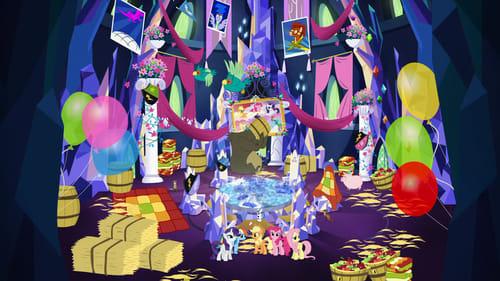 My Little Pony: Friendship Is Magic: Season 5 – Épisode Castle Sweet Castle