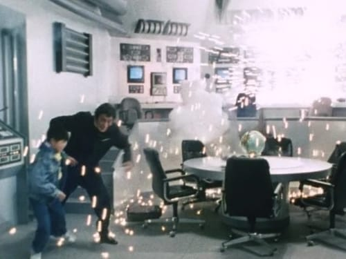 Super Sentai: Chouriki Sentai Ohranger – Épisode Destruction!! The Chōriki Base