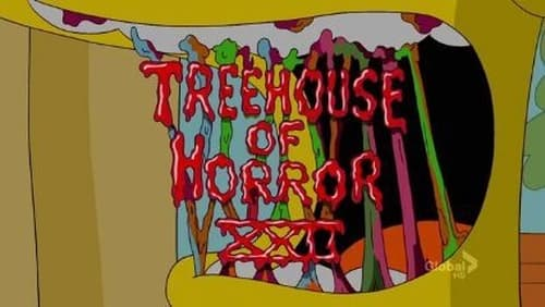 The Simpsons - Season 23 - Episode 3: Treehouse of Horror XXII