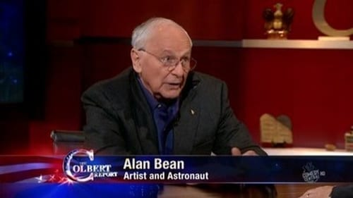 The Colbert Report 2010 Blueray: Season 6 – Episode Alan Bean