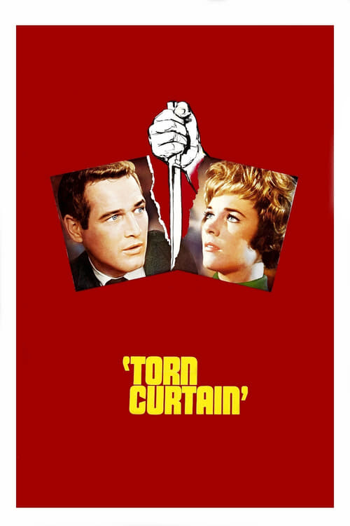 Download Torn Curtain (1966) Full Movie