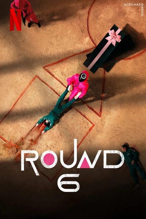 Round 6 1ª Temporada Completa 2021 - Dual Áudio 5.1 / Dublado WEB-DL 720p | 1080p HDR – Download