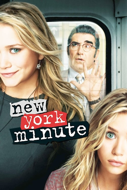 New York Minute - Poster