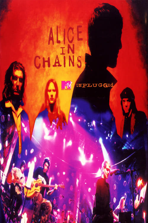 Largescale poster for Alice in Chains: MTV Unplugged