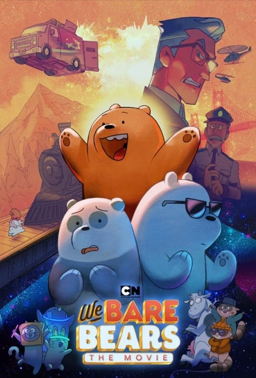 Watch We Bare Bears: The Movie Online Viooz