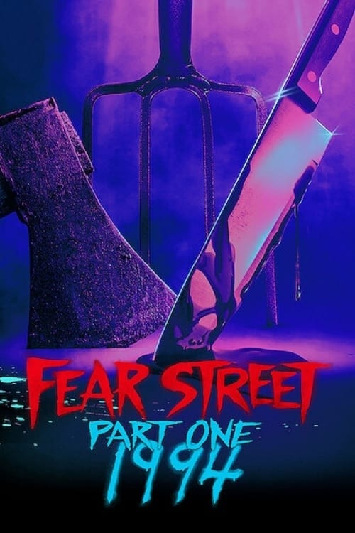 Fear Street Part One: 1994 - Poster