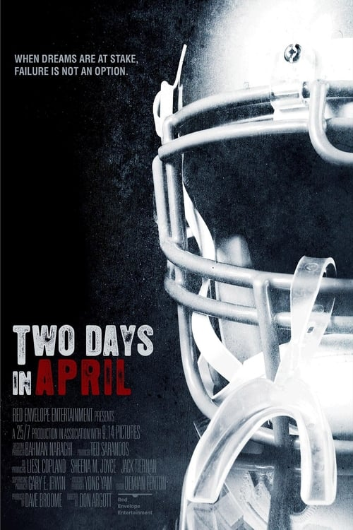 Two Days In April (2007) Poster