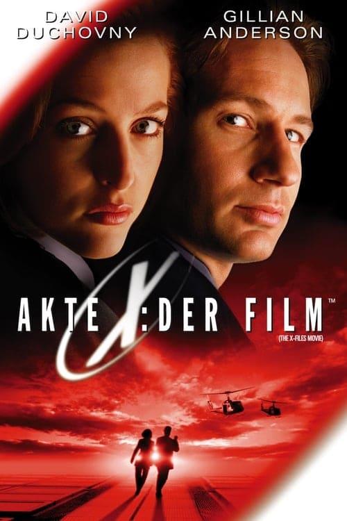 Poster von Akte X - Der Film