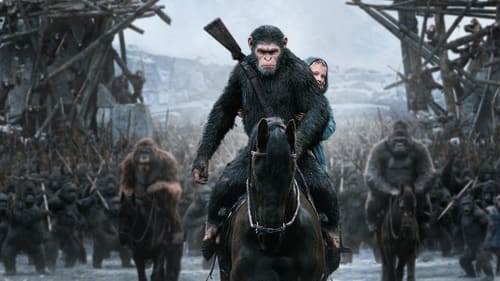 Subtitles War for the Planet of the Apes (2017) in English Free Download | 720p BrRip x264