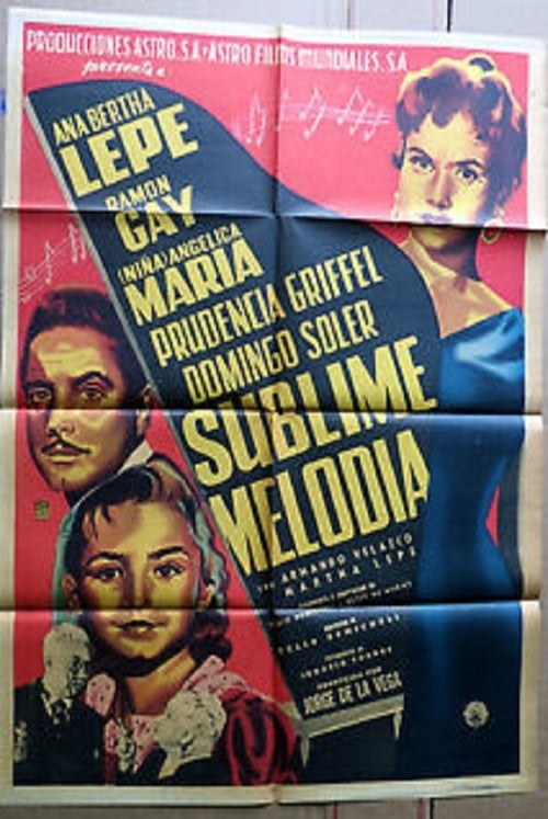 Sublime melodía (1956)