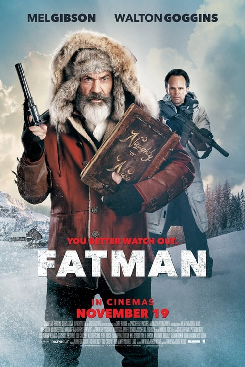 Fatman tv HBO 2017, TV live steam: Watch online