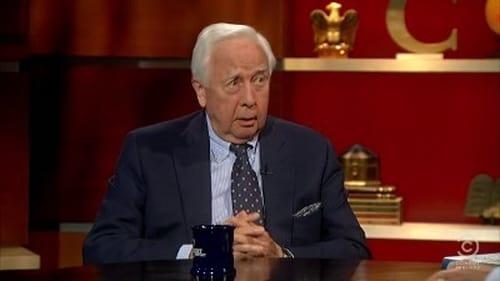 The Colbert Report: Season 7 – Episod David McCullough
