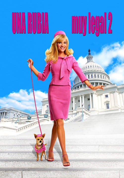 Legally Blonde 2: Red, White & Blonde pelicula completa
