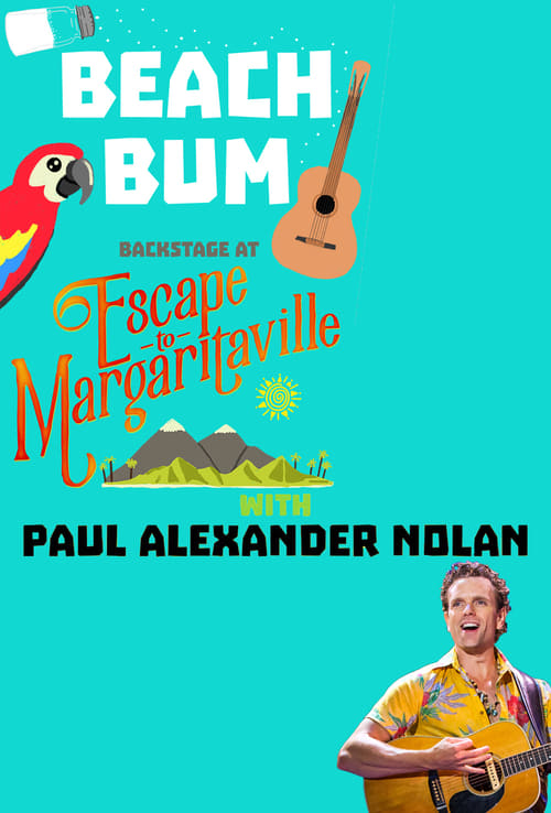 Beach Bum: Backstage at 'Escape to Margaritaville' with Paul Alexander Nolan