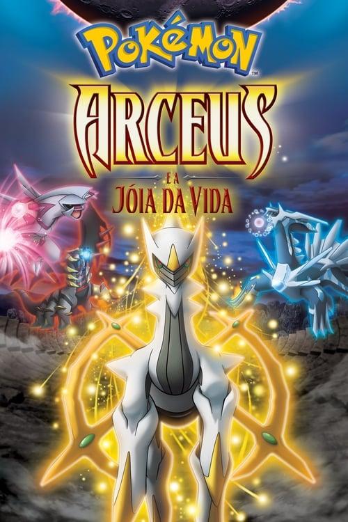 Filme Pokémon: Arceus e a Joia da Vida De Boa Qualidade Gratuitamente