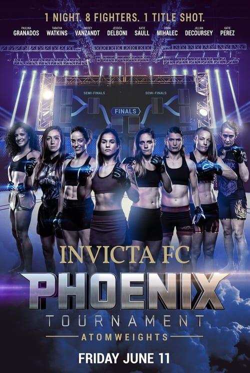 Invicta FC Phoenix Tournament: Atomweights