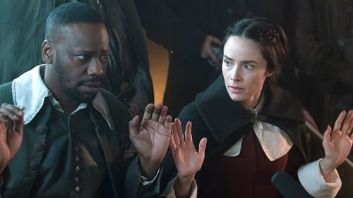 Timeless - Season 2 - Episode 4: The Salem Witch Hunt