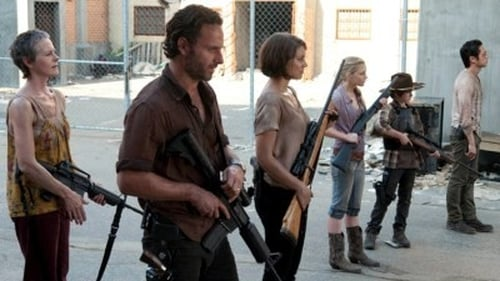 The Walking Dead - Season 3 - Episode 11: I Ain't a Judas