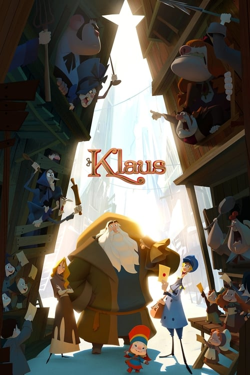 Klaus film en streaming