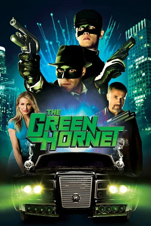 Streaming The Green Hornet (2011) Movie Free Online