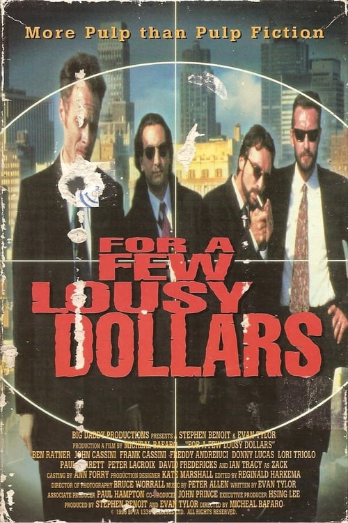 Filme For a Few Lousy Dollars Com Legendas On-Line
