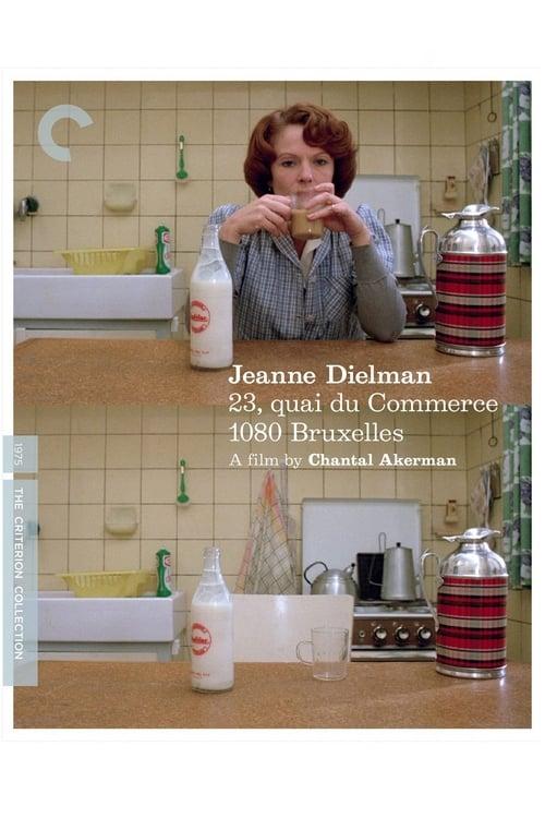Largescale poster for Jeanne Dielman, 23, Quai du Commerce 1080 Bruxelles