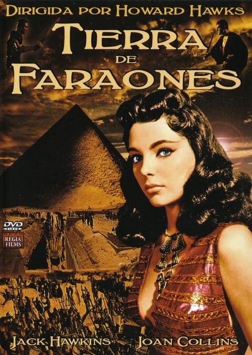 Mira La Película Tierra de faraones Gratis En Español