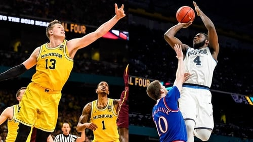 NCAA Basketball Tournament: Villanova vs. Michigan