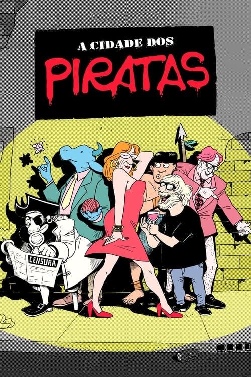 Película A Cidade dos Piratas Gratis En Español