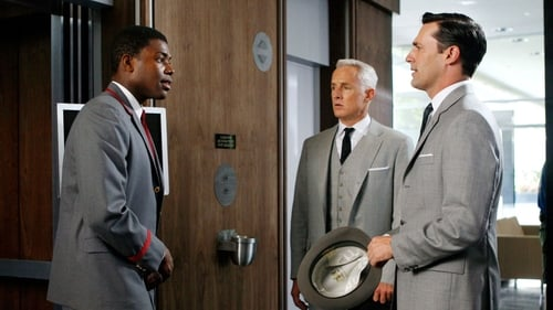 Mad Men - Season 1 - Episode 7: Red in the Face