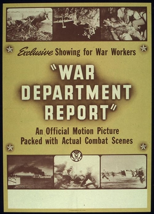 War Department Report (1943)
